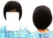 28年1月4日 抗がん剤治療による脱毛でカツラをご購入のお客様(茅ケ崎より来店)