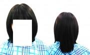 28年1月23日 円形脱毛症で人毛既製品全頭かつらをご購入(松戸市より)